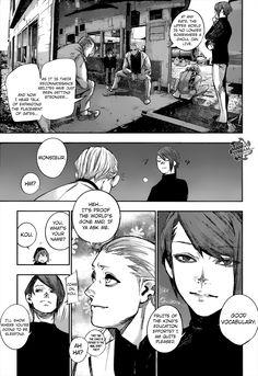Read manga Toukyou Kushu:re 127 - Beginning online in high quality