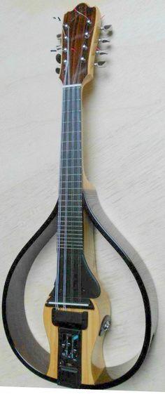 Gustavo Gomez electric Mandolin --- https://www.pinterest.com/lardyfatboy/