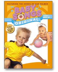 The ORIGINAL Baby Songs (no contest, this DVD is crack for babies, but in a good way)