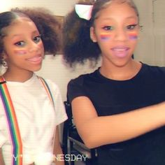 Best Friend Couples, Best Friend Outfits, Sisters Goals, Bff Goals, Black Twin Babies, Cute Girls With Braces, Brace Face, Pretty Hair Color, Instagram People