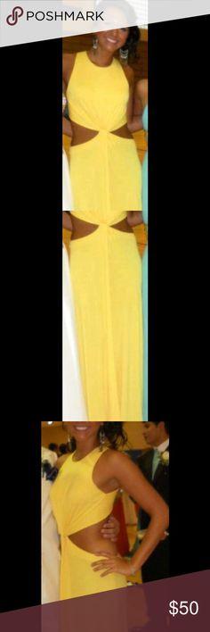 BCBG Olesya dress Worn once. Paid over $200 BCBG Dresses