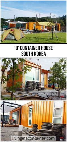 We continue to discover for you. Our container house on today's tour is from South Korea.  #shippingcontainerhomes #shippingcontainercabin #containerhouse #containerhousedesign #containerbuildings #containercabin #luxuryhomes #containerhomes #housedesign #beforeandafterhome Shipping Container Home Builders, Shipping Container Cabin, Container Conversions, Container Buildings, Container House Design, Home Photo, South Korea, Luxury Homes, Around The Worlds