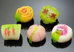 季節の上生菓子