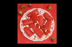 JAHODOVÉ NANUKY (jahody, sladidlo, citr. šťava, soľ)