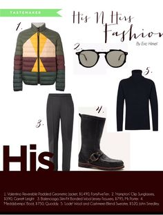 Eric Himel's 4 picks for a man's holiday look.... Quoddy Meddybemps Boot....