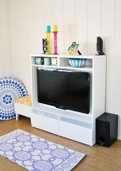 Fargefest: Tv-room