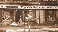 Katowicka spółdzielnia spożywców działała od 1881 roku. Tak wyglądał handel, gdy nie było wielkich galerii