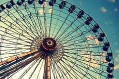 Ferris Wheel by purplelavalamp.deviantart.com on @DeviantArt