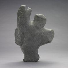 Art Toronto, Art Teachers, Inuit Art, Art Carved, Canadian Artists, Stone Cuts, Stone Carving, Art Auction, Antlers