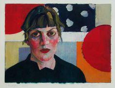 Garimpando Frida: Pinturas de Xenia Hausner