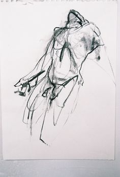 49 Faded Shadows Pencil Drawing Ideas - New Gesture Drawing, Anatomy Drawing, Life Drawing, Charcoal Sketch, Charcoal Art, Charcoal Drawings, Figure Sketching, Figure Drawing, Figure Painting