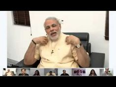 India Behind The Lens http://www.IBTL.in/ IBTL  TW : http://www.twitter.com/IndiaBTL | FB : http://www.fb.com/IndiaBTL    Narendra Modi, CM of Gujarat State, did a live hangout with G+ users across the world and answered their questions which were submitted as a run to this event. Discussed ranged from Green Energy, Girl Child education, Role of yo...