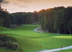 Tullymore Golf Resort, in Stanwood, Mich., offers first class golf on two nationally-awarded golf courses.