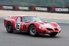Ferrari 250 GT 'Breadvan' - Crossed Up