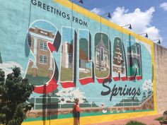My home town! Siloam Springs Arkansas, Eureka Springs, My Town, Adulting, North West, Larry, Places Ive Been, Places To Visit, Faces