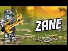 NINJAGO 2015 MEET ZANE OFFICIAL! - YouTube