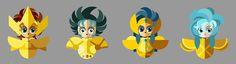 Saint Seiya Fan Art on Behance