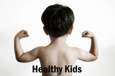 The Health Update: Teaching your child about having a healthy body