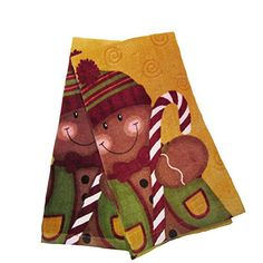 Ritz Kitchen 2pk Christmas Plush Cotton Kitchen Towels -Gingerboy Ritz http://www.amazon.com/dp/B018GIRTP6/ref=cm_sw_r_pi_dp_9WFvwb0TT4QH9
