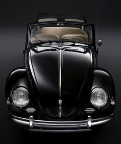 VW Beetle droptop
