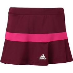 adidas Performance WOMEN ALL PREMIUM SKORT Spódnica sportowa amazon red