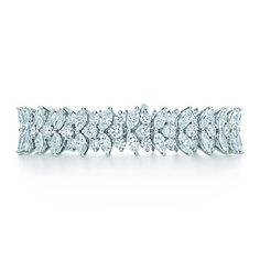 Tiffany & Co. |  Statement Jewelry | Diamond Bracelet