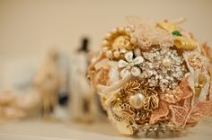 Bouquets de broches