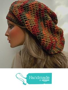 Autumn Colors Tam, Fall Colors Slouchy, Slouchy Beanie, Hippie Beanie, Oversized Slouchy, Dreadlock Tam, Rasta Tam, Nature Colors Hat, Long Stocking Cap, Jamaica from TLCLyn https://www.amazon.com/dp/B01M3O01S0/ref=hnd_sw_r_pi_dp_w0f2ybHMD03XC #handmadeatamazon