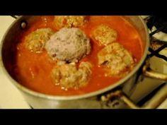 ALBONDIGAS (caldo)- receta mexicana (Complaciendo Paladares) - YouTube