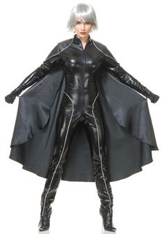 """Thunder Superhero Costume - Would you be better """"Storm"""" than Halle Berry ? #Halloween"""