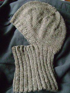 Ravelry: Knitted Helmet Liner pattern by Linda Swinford
