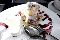 Mille Feuille = YUM!
