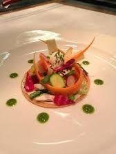 Resultado de imagen para montajes de platos gourmet
