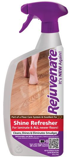 Rejuvenate Floor Shine for laminate - LOVE THIS PRODUCT