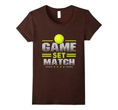 Womens Tennis T-Shirts Small Brown Tennis T shirts https://www.amazon.com/dp/B073R757M9/ref=cm_sw_r_pi_dp_x_Ai4ZzbCXRQWFW