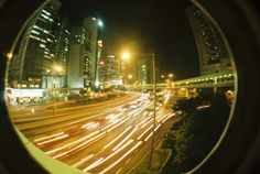 the city <3