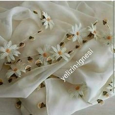 No automatic alt text available. Hand Applique, Wool Applique, Crochet Hammock, Kinds Of Fabric, Fabric Markers, Point Lace, Pakistani Dress Design, Needle Lace, Lace Making