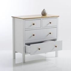 commode 2 tiroirs crawley