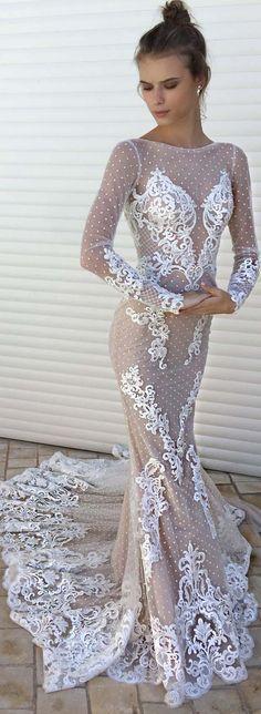 Bridal Fall Wedding Dresses By Berta 2017