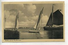 Friesland 53x - waarbij fotokaarten