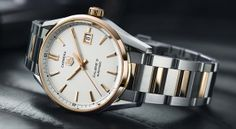 The Carrera collection just welcome a new model: the Carrera Automatic Caliber 5. Read everything about this new timepiece on Chronollection #tagheuer #luxurywatches #watchmaking