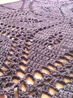 crochet rug! free diagram!