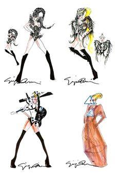 Lady Gaga - Armani