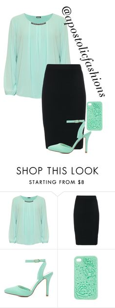 """Apostolic Fashions #1333"" by apostolicfashions on Polyvore featuring WearAll, Jonathan Simkhai and Charlotte Russe"