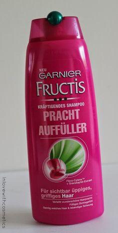 Garnier Fructis Kräftigendes Shampoo Pracht Auffüller