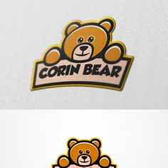 Corin Bear - Design a logo for a Teddy Bear company that gives back!
