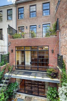 An Elegant New York Townhouse Is Reborn Dream Home New