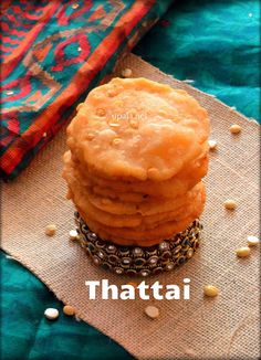 Thattai/Thattu vadai/thattai murukku/Nippattu  http://www.upala.net/2016/03/thattaithattai-murukkuthattu.html