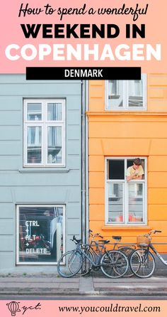 Fancy a weekend in Copenhagen? Here's how to enjoy two nights in the Danish capital.