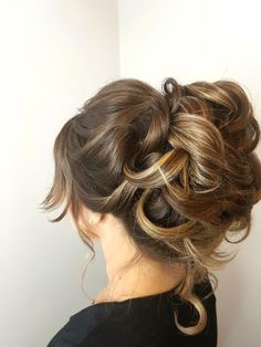 Hairstyle by Ivana hair design #mobile wedding service #gta #mississauga #ontario